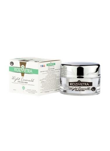 Kozmetra Night Emerald Ekstra Night Cream 50 ml Renksiz
